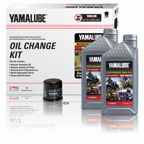 Yamaha Genuine Parts - Yamalube